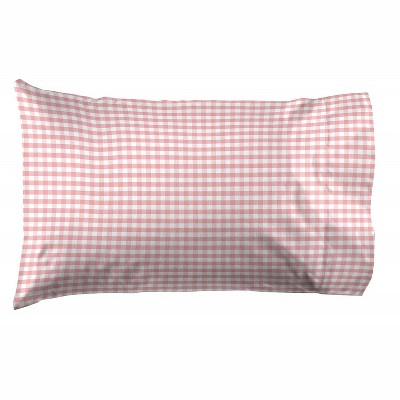 Saturday Park Gingham Pillow Case