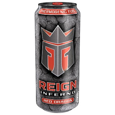 Reign Inferno Red Dragon Energy Drink - 16 fl oz Can