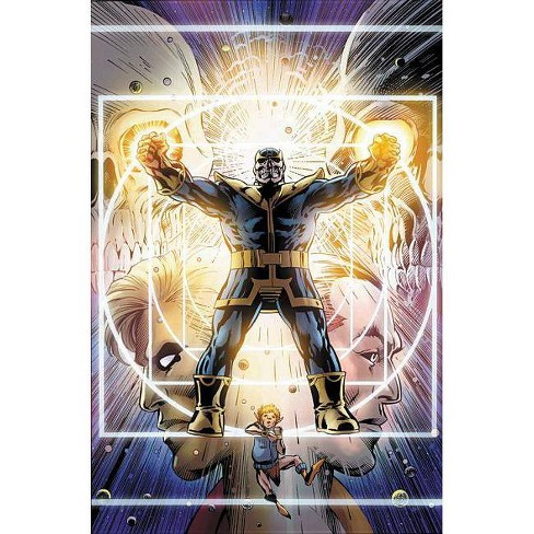 Thanos: The Infinity Ending - (Hardcover) - image 1 of 1
