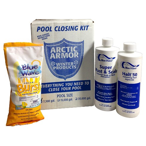 Blue Wave Chlorine Pool Winterizing Kit - Small to 7,500 Gallons - image 1 of 1