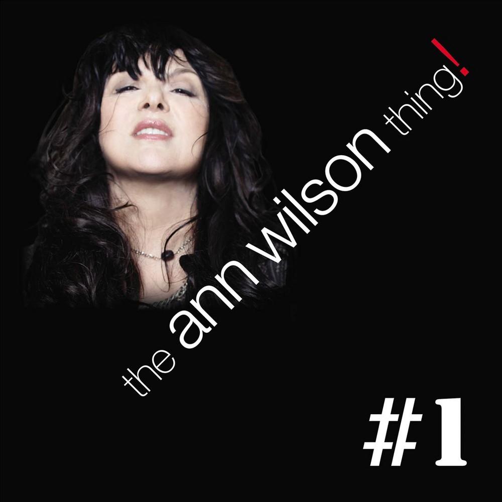 Ann Wilson - Ann Wilson Thing 1 (CD)