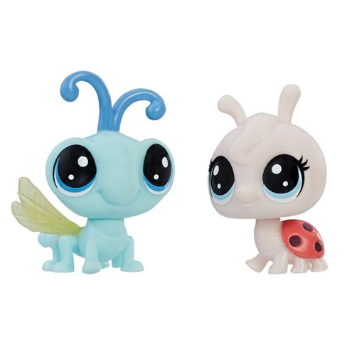 Littlest Pet Shop Lynette Ladyfly & Cy Flydragon - image 1 of 2