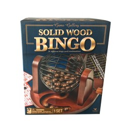 Bingo Game, Bingo Sets