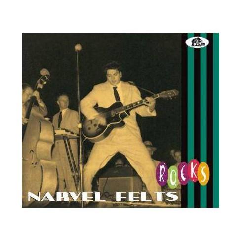 Narvel Felts - Rocks (CD) - image 1 of 1