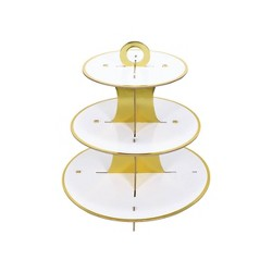 3-Tier Cupcake Cardboard Stand - Spritz™