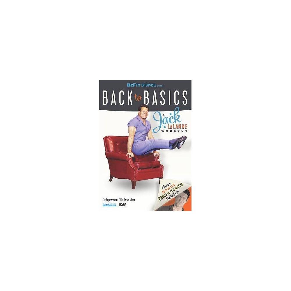 Jack Lalanne:Back To Basics (Dvd)