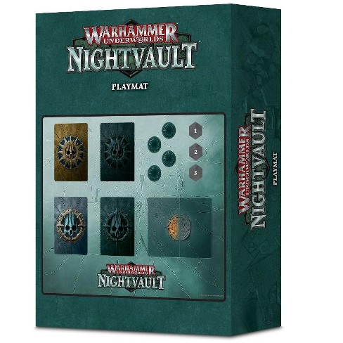 Warhammer Underworlds Nightvault Playmat - image 1 of 1