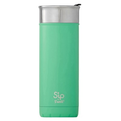 S'ip by S'well 16oz Portable Travel Beverage Mug - Green