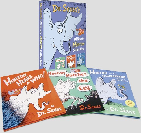 Dr. Seuss's Ultimate Horton Collection (Hardcover) - image 1 of 3