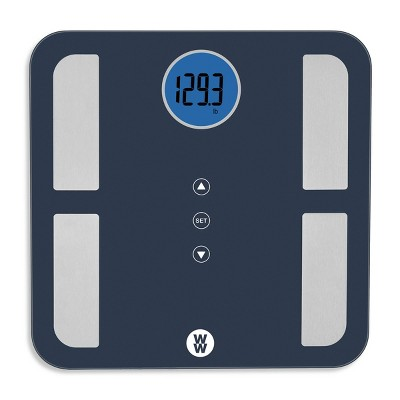 Body Analysis Scale Gray - Weight Watchers