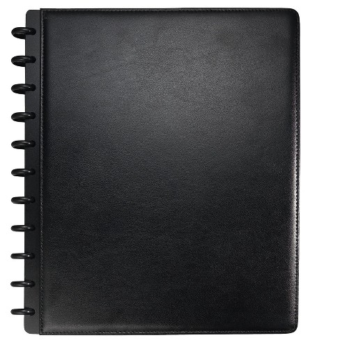 "MyOfficeInnovations Arc Customizable Notebook 8-1/2"" x 11"" 60 Sh. Narrow Ruled Blk 886232 - image 1 of 4"