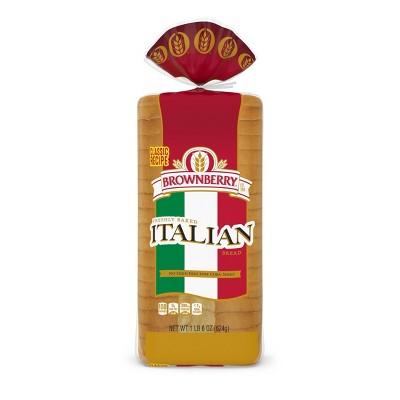 Brownberry Italian Bread - 1lbs