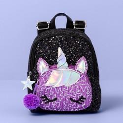 Girls' Unicorn Mini Backpack - More Than Magic™ Purple
