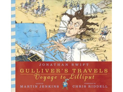Gulliver's Travels : Voyage to Lilliput (Paperback) (Jonathan Swift) - image 1 of 1