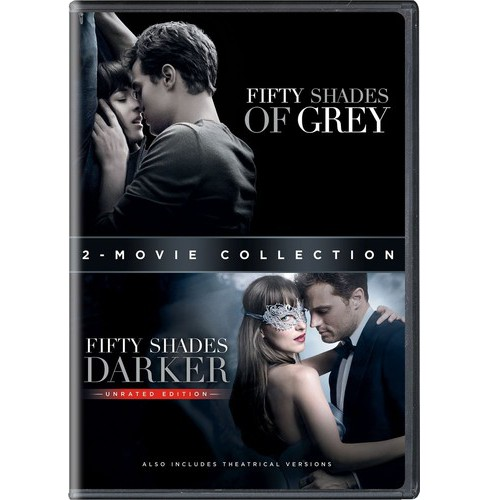 Fifty Shades:2 Movie Collection (DVD) - image 1 of 1