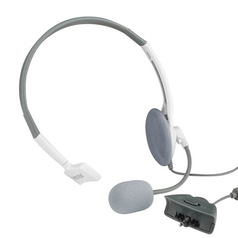 INSTEN Headset compatible with Microsoft Xbox 360 / Xbox 360 Slim, White - image 1 of 3