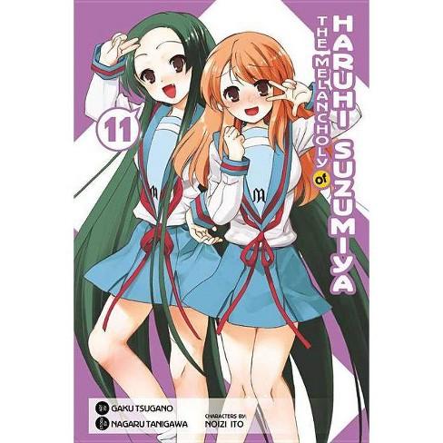 The Melancholy of Haruhi Suzumiya, Vol  11 - (Melancholy of Haruhi Suzumiya  Manga (Quality)) (Paperback)