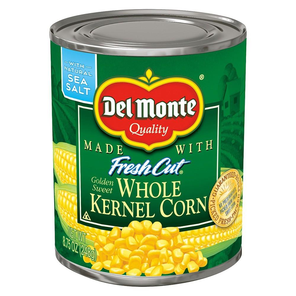 Del Monte Corn UPC & Barcode