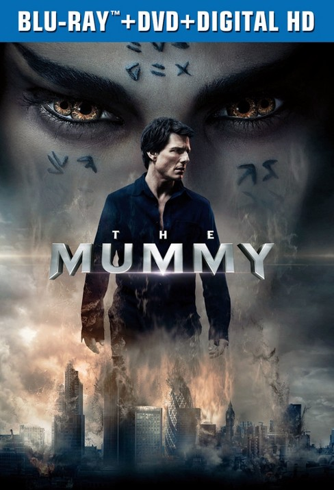 The Mummy (Blu-ray + DVD + Digital) - image 1 of 1