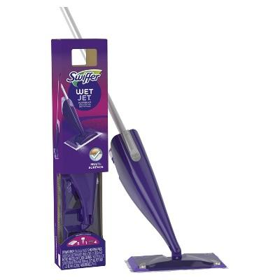 Swiffer Wet Jet Hardwood Floor Spray Mop Starter Kit