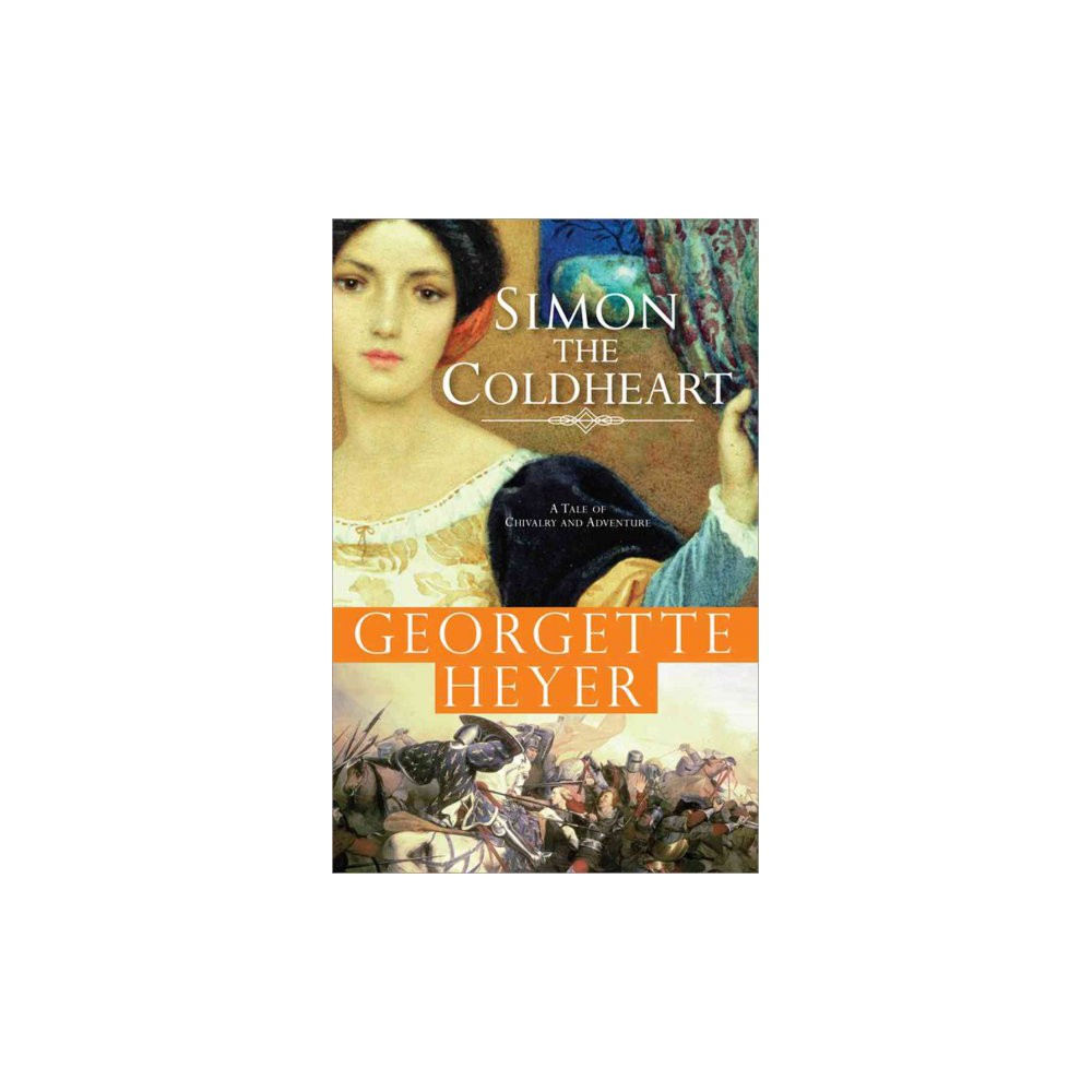 Simon the Coldheart (Reprint) (Paperback) (Georgette Heyer)