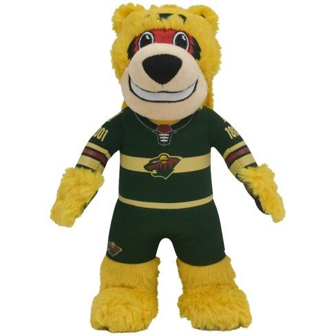 "NHL Minnesota Wild Bleacher Creatures Nordy Mascot Plush Figure - 10"" - image 1 of 3"