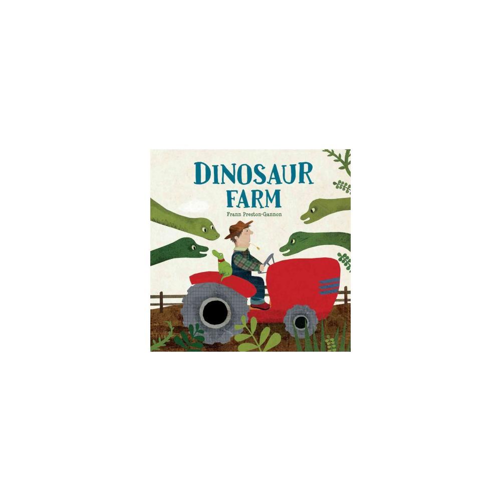 Dinosaur Farm (Hardcover) (Frann Preston-Gannon)