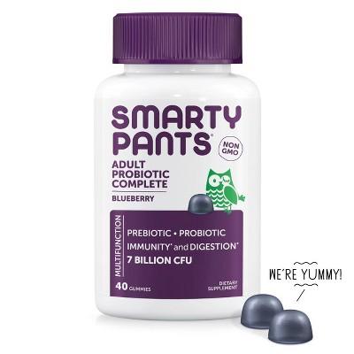 SmartyPants Adult Probiotic Complete