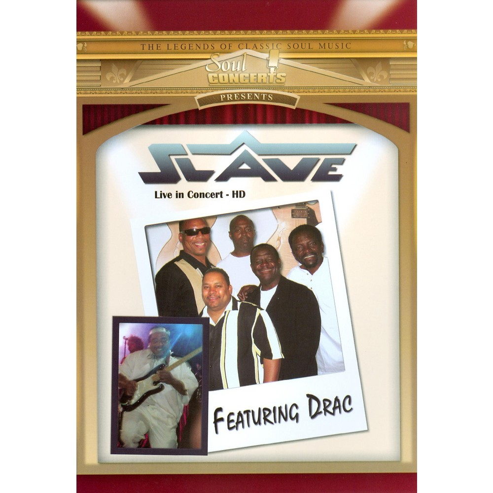Live In Concert Featuring Drac (Dvd)