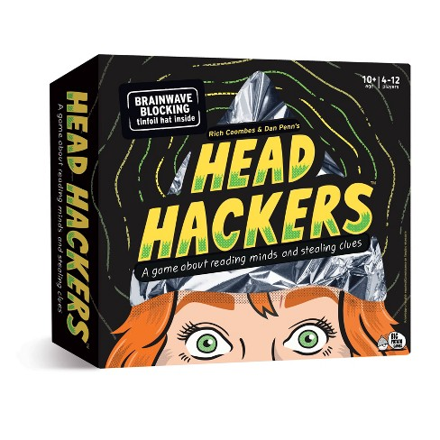 Head Hackers Board Game - image 1 of 3