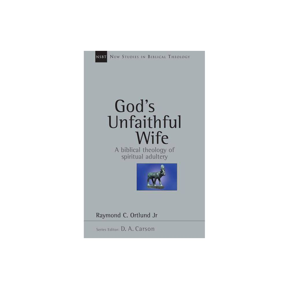 Gods Unfaithful Wife - (New Studies in Biblical Theology) by Raymond C Ortlund (Paperback)