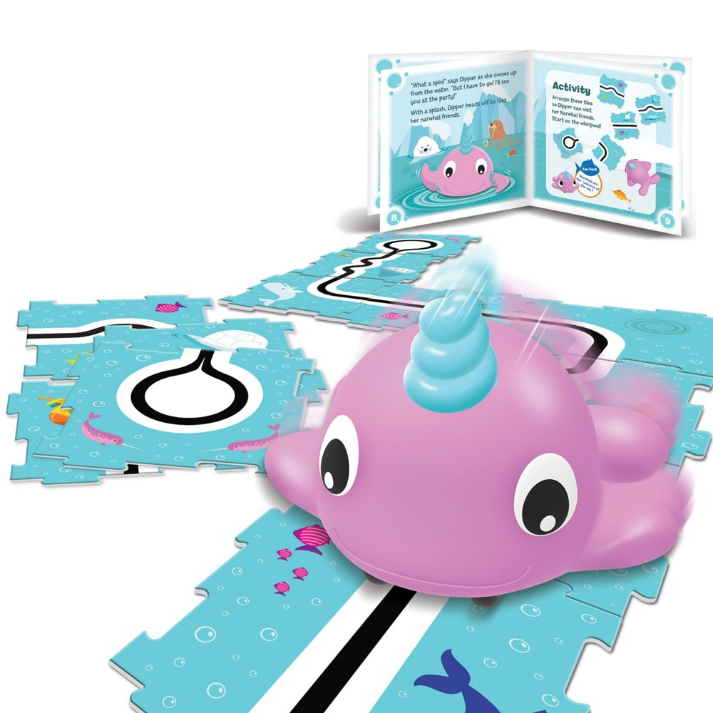 Learning Resources Coding Critters Go Pets Dipper The Narwhal