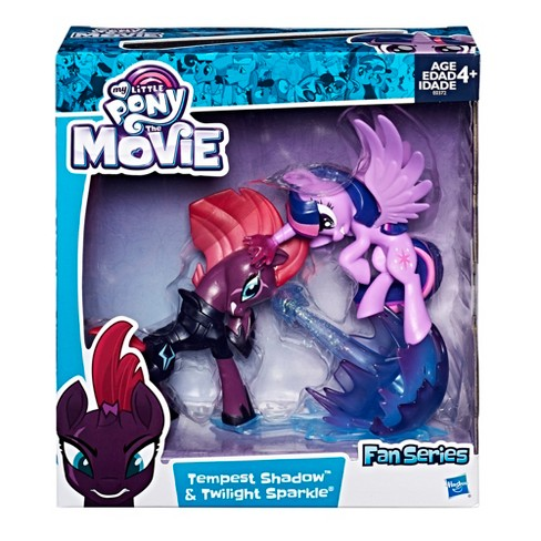 My Little Pony The Movie Fan Series Tempest Shadow Twilight