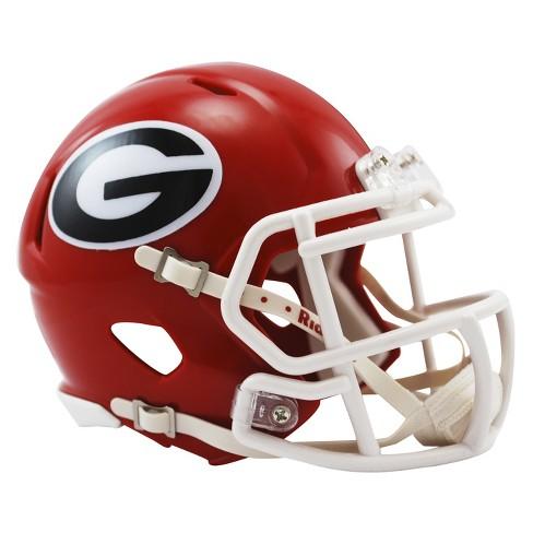 7e983393e Georgia Bulldogs Riddell Speed Mini Helmet - Red   Target