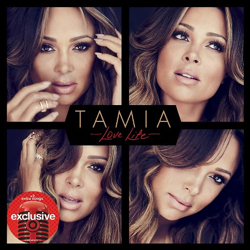 Tamia - Love Life - Target Exclusive - image 1 of 1