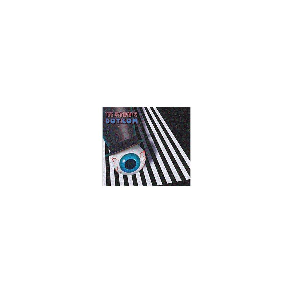 Residents - Dotcom (CD), Pop Music