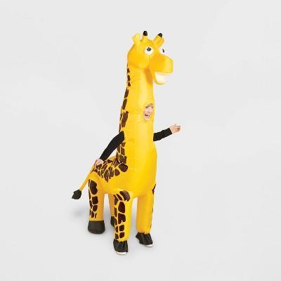 Kids' Inflatable Giraffe Halloween Costume One Size - Hyde & EEK! Boutique™