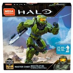 Mega Construx HALO Master Chief Building Set