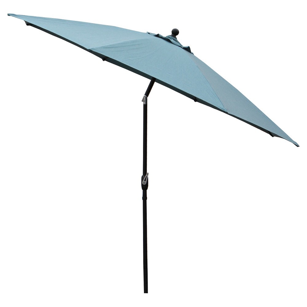 Image of AE Outdoor Market Umbrella 10' - Cast Lagoon
