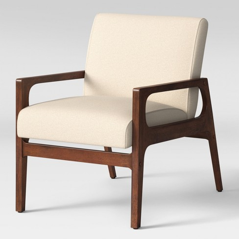 Peoria Wood Arm Chair Tan Project 62 Target