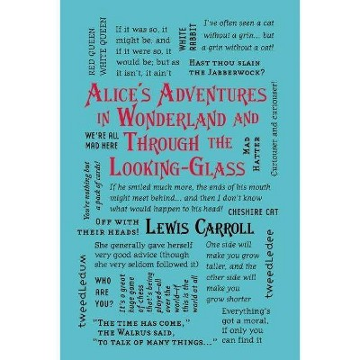 Alice's Adventures in Wonderland and Through the Looking-Glass (Paperback) (Lewis Carroll)