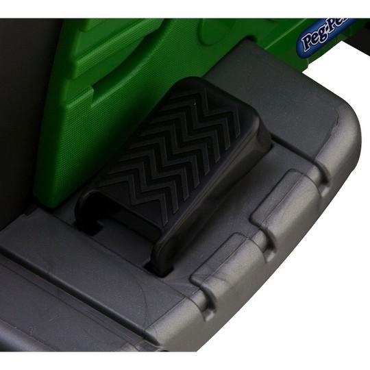 Peg Perego 6 Volt John Deere Mini Power Loader - Green image number null