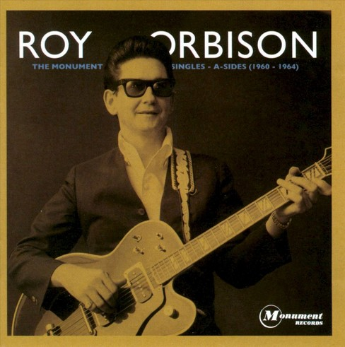 Roy orbison - Monument a sides (CD) - image 1 of 1