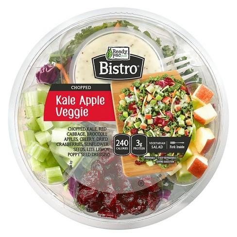 Ready Pac Bistro Kale Apple Chopped Salad Bowl - 5.5oz - image 1 of 1