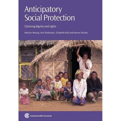 Anticipatory Social Protection - by  Marilyn Waring & Anit N Mukherjee & Elizabeth Reid & Meena Shivdas - image 1 of 1