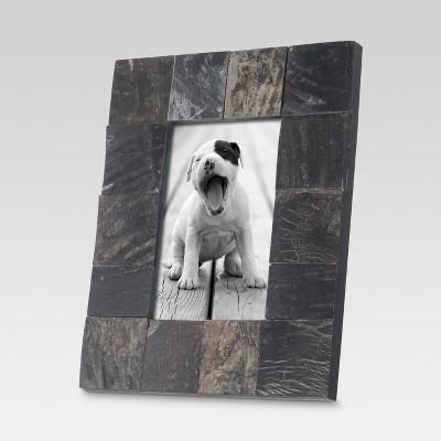 4 x6  Two Tone Ceramic Frame - Threshold™