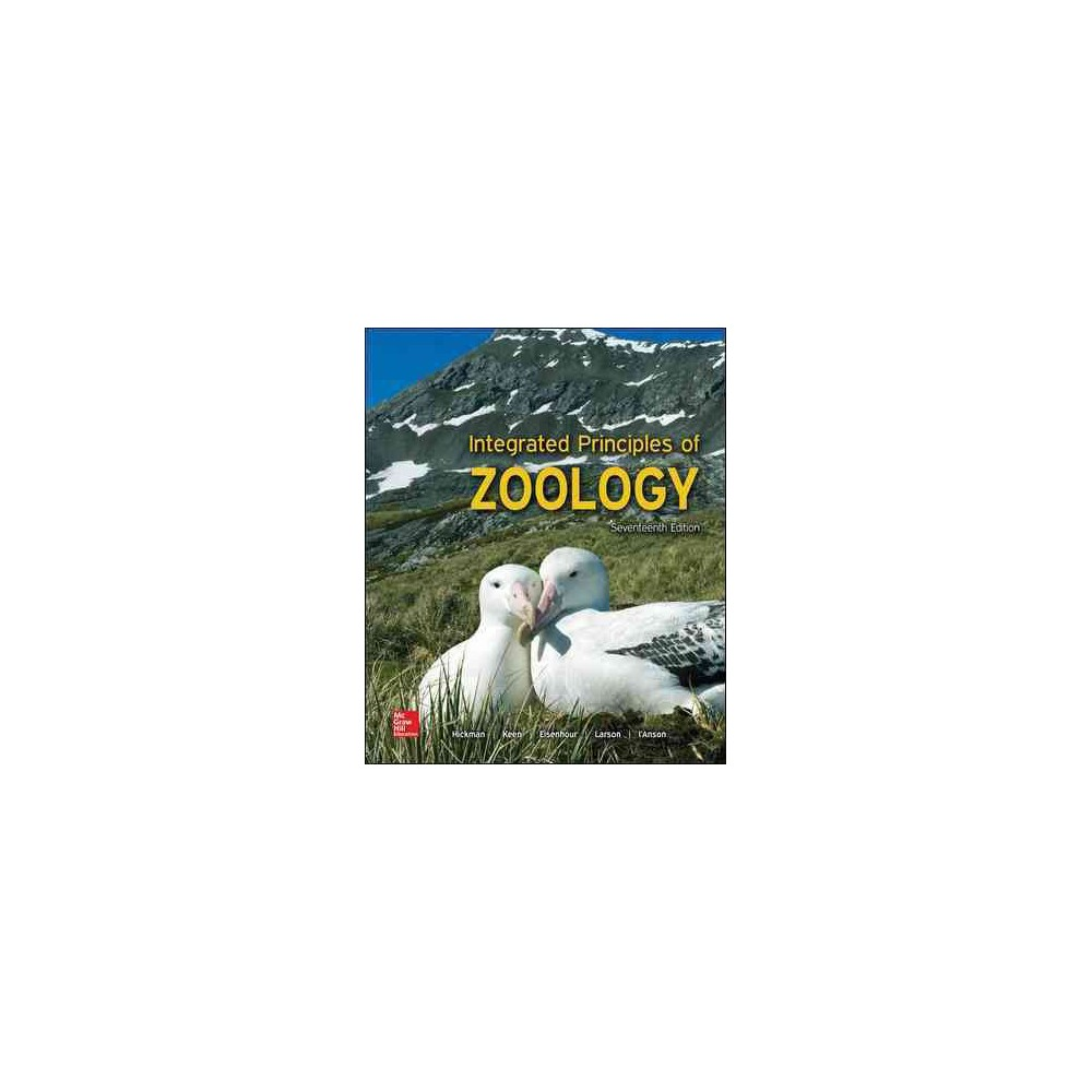 Integrated Principles of Zoology (Paperback) (Jr. Cleveland P. Hickman & Susan L. Keen & Allan Larson &