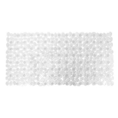 Puddles Bath Mat Clear - Splash Home