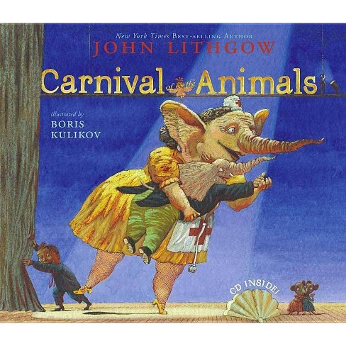 Carnival of the Animals - by  John Lithgow (Mixed media product) - image 1 of 1
