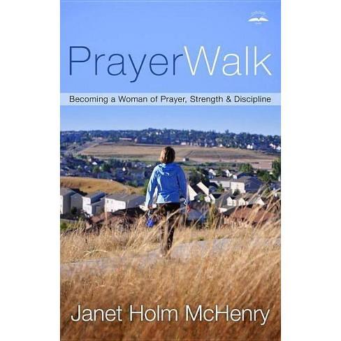 Prayerwalk - by  Janet Holm McHenry (Paperback) - image 1 of 1